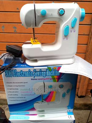 306 Electronic Sewing Machine | Home Appliances for sale in Lagos State, Lagos Island (Eko)