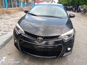 Toyota Corolla 2015 Black   Cars for sale in Lagos State, Amuwo-Odofin