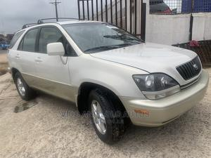 Lexus RX 2000 White | Cars for sale in Lagos State, Ikeja