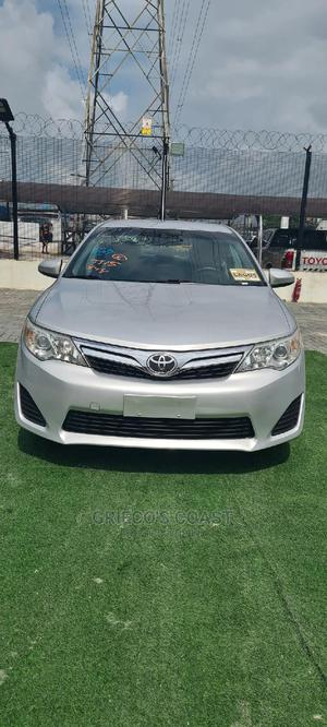 Toyota Camry 2013 Gray | Cars for sale in Lagos State, Lekki