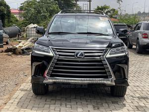 Lexus LX 2017 570 AWD Black | Cars for sale in Abuja (FCT) State, Wuse 2
