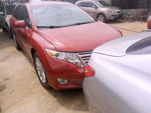 Toyota Venza 2010 AWD Red | Cars for sale in Lagos State, Isolo