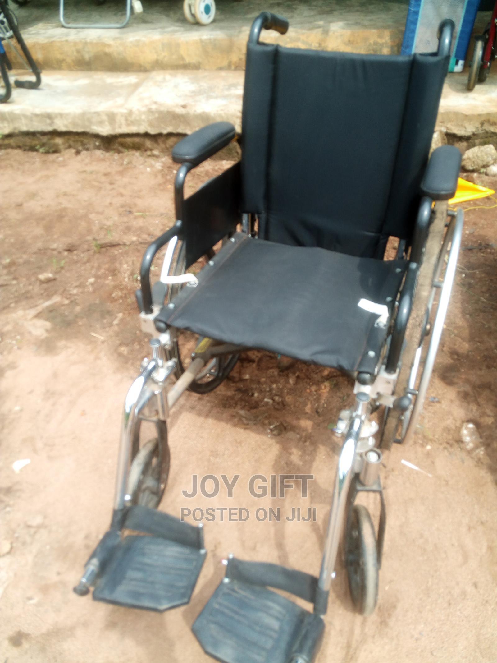 Archive: Wheelchair