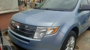 Ford Edge 2008 Blue | Cars for sale in Lagos State, Ipaja