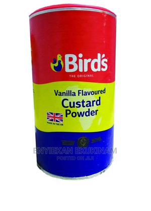 Custard Bird Custard Vanilla Flavour 600g by 12 Per Carton   Meals & Drinks for sale in Lagos State, Amuwo-Odofin