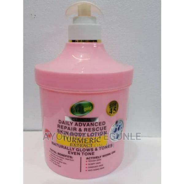 Veetgold Repair Rescue Skin Body Lotion Tumeric Extract