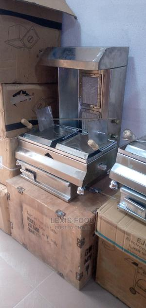 Quality Fabricated Shawarma Machine | Restaurant & Catering Equipment for sale in Lagos State, Ojo