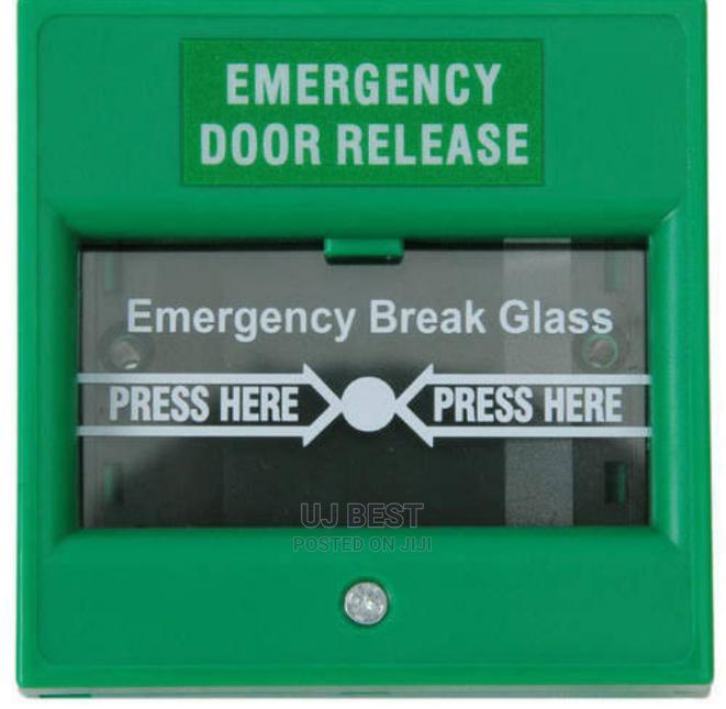 Archive: Emergency Break Glass Siren Door Wireless Door Bell