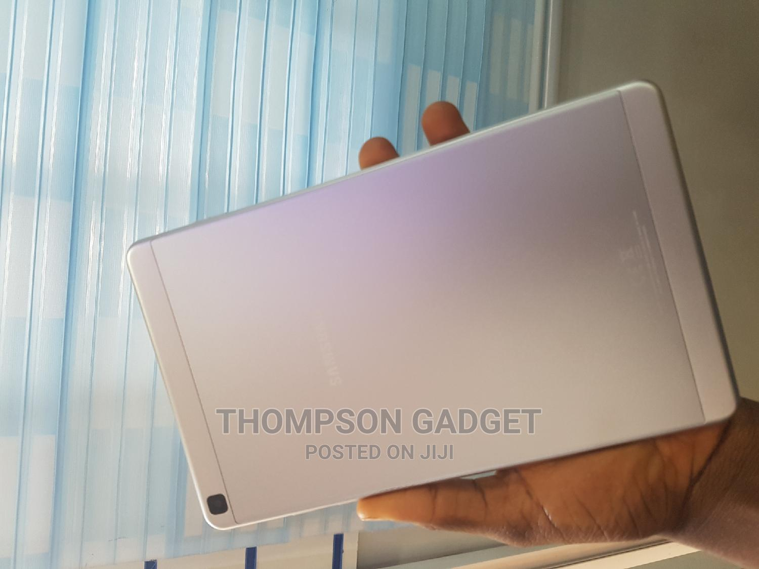 Samsung Galaxy Tab a 7.0 32 GB Silver   Tablets for sale in Lugbe District, Abuja (FCT) State, Nigeria