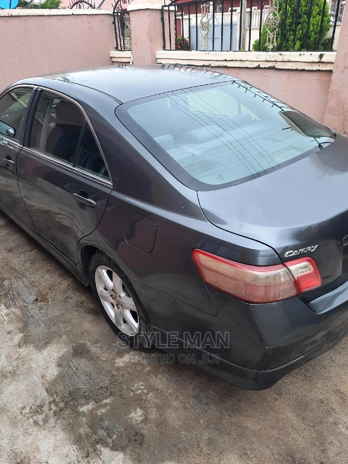 Toyota Camry 2008 2.4 SE Gray | Cars for sale in Wuse 2, Abuja (FCT) State, Nigeria