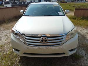 Toyota Avalon 2012 White | Cars for sale in Lagos State, Ajah