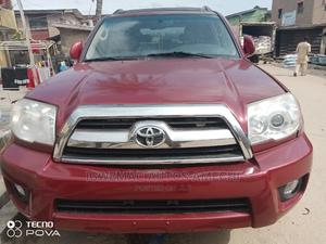 Toyota 4-Runner 2007 Sport Edition V8 Red | Cars for sale in Lagos State, Amuwo-Odofin