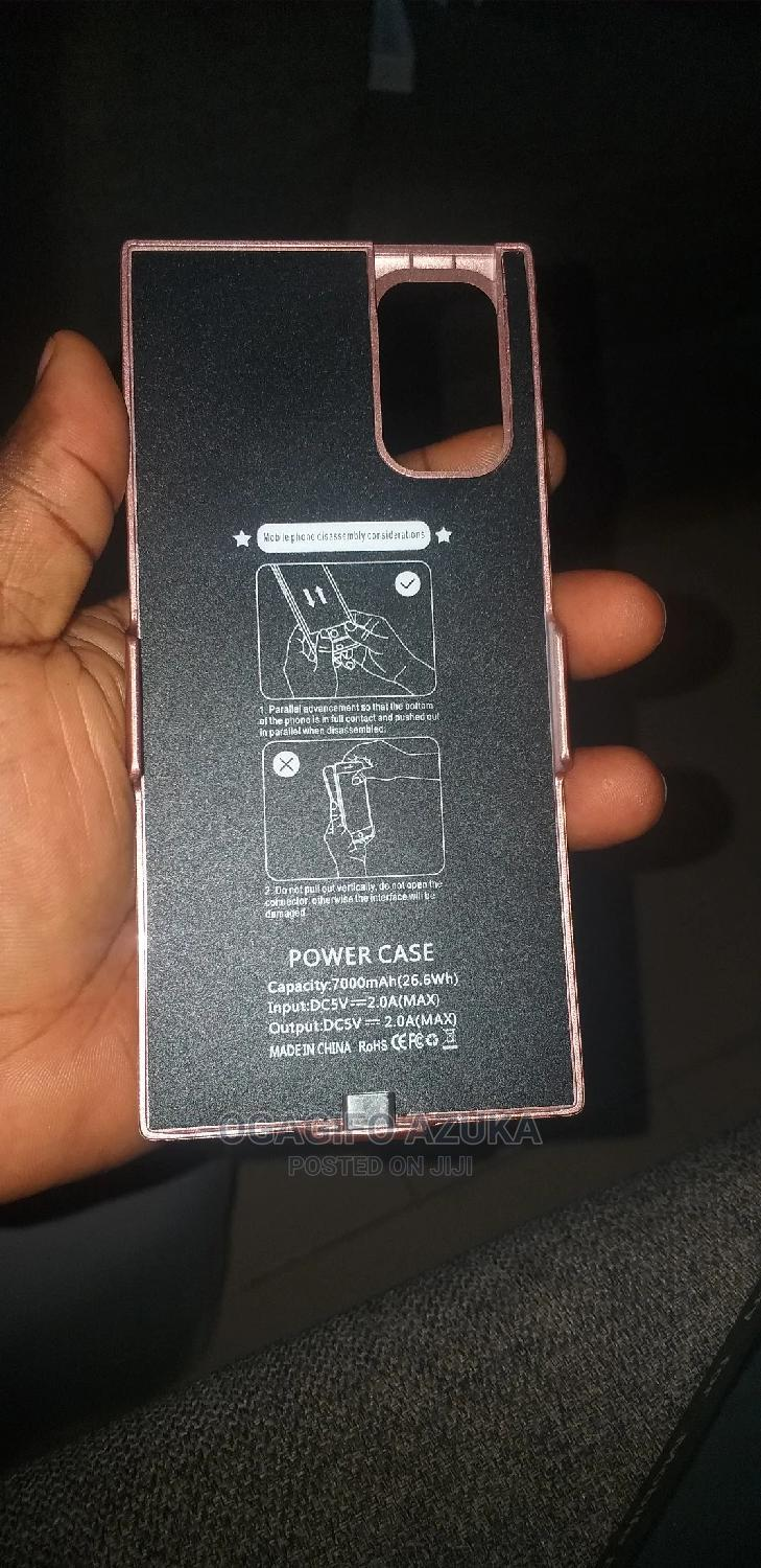 Archive: Brand New Note 10 Power Case
