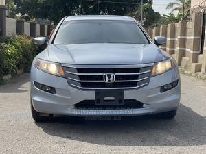 Honda Accord CrossTour 2010 EX-L AWD Gray   Cars for sale in Abuja (FCT) State, Garki 2