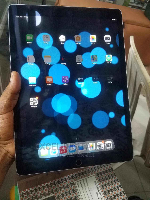 Apple iPad Pro 12.9 (2017) 512 GB Gray | Tablets for sale in Ikeja, Lagos State, Nigeria