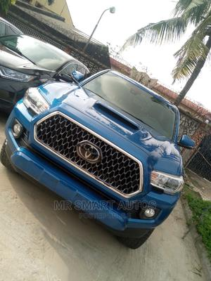 Toyota Tacoma 2018 Limited Blue   Cars for sale in Lagos State, Amuwo-Odofin