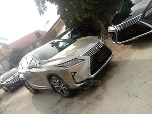 Lexus RX 2018 350 AWD Gold   Cars for sale in Lagos State, Amuwo-Odofin