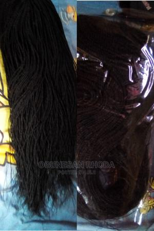 Long Twisted Braided Wig   Hair Beauty for sale in Oyo State, Ibadan