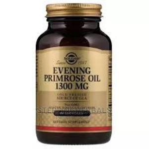 Solgar Evening Primrose Oil, 1,300 Mg, 60 Softgels | Vitamins & Supplements for sale in Lagos State, Yaba