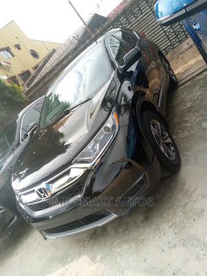 Honda CR-V 2018 EX-L AWD Black | Cars for sale in Lagos State, Amuwo-Odofin