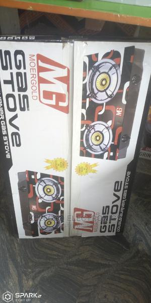 2 Burner Glass Gass Stove | Kitchen Appliances for sale in Lagos State, Ajah