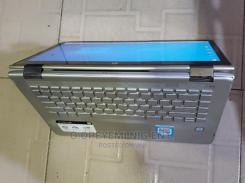 Archive: Laptop HP Pavilion X360 8GB Intel Core I5 SSD 128GB