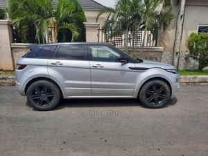 Land Rover Range Rover Evoque 2013 Silver | Cars for sale in Abuja (FCT) State, Lokogoma