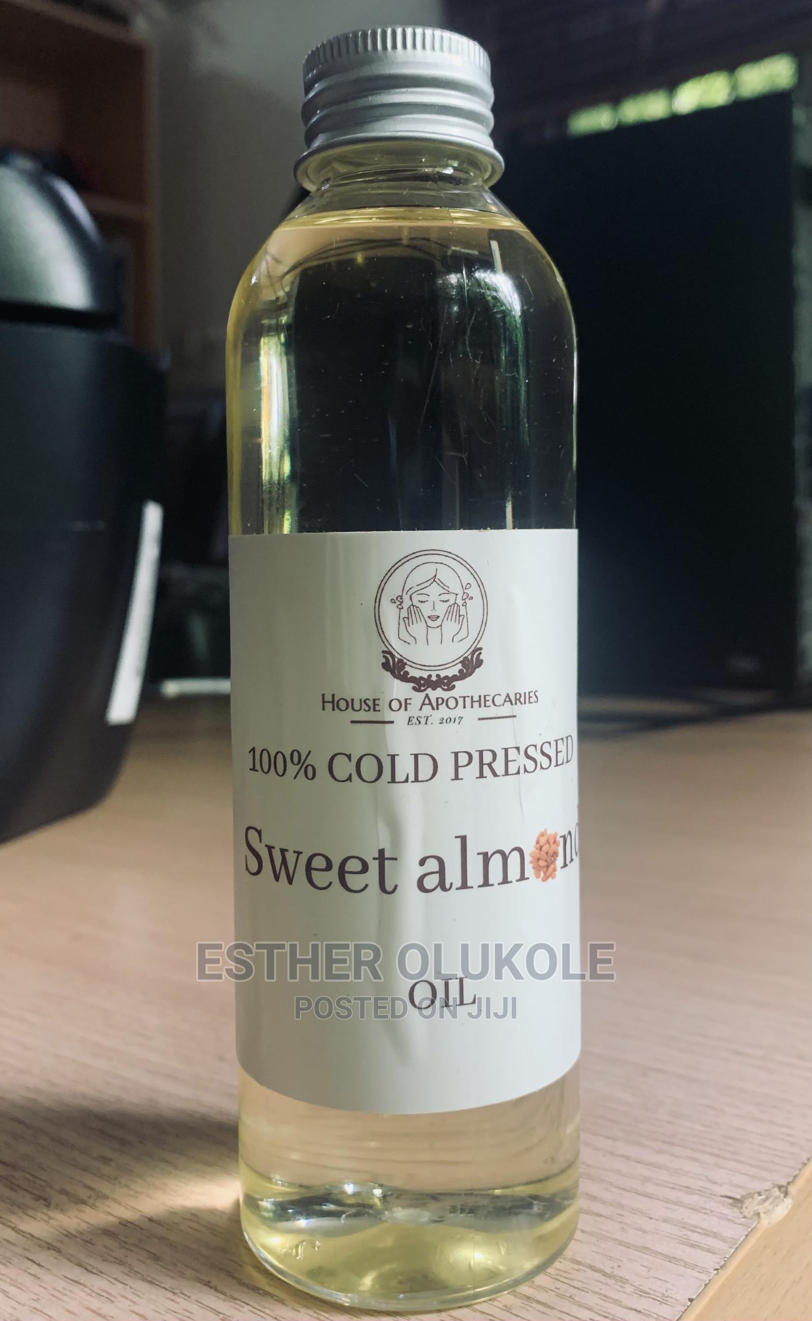 Archive: Sweet Almond Oil- 100ml