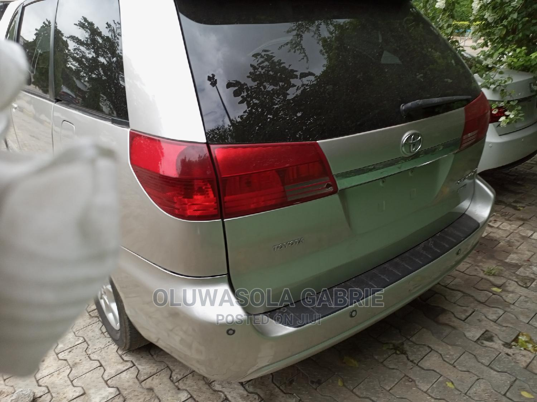 Toyota Sienna 2005 XLE Beige   Cars for sale in Ikeja, Lagos State, Nigeria