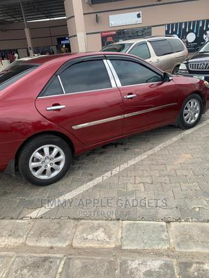 Toyota Camry 2005 Red | Cars for sale in Lagos State, Ikeja