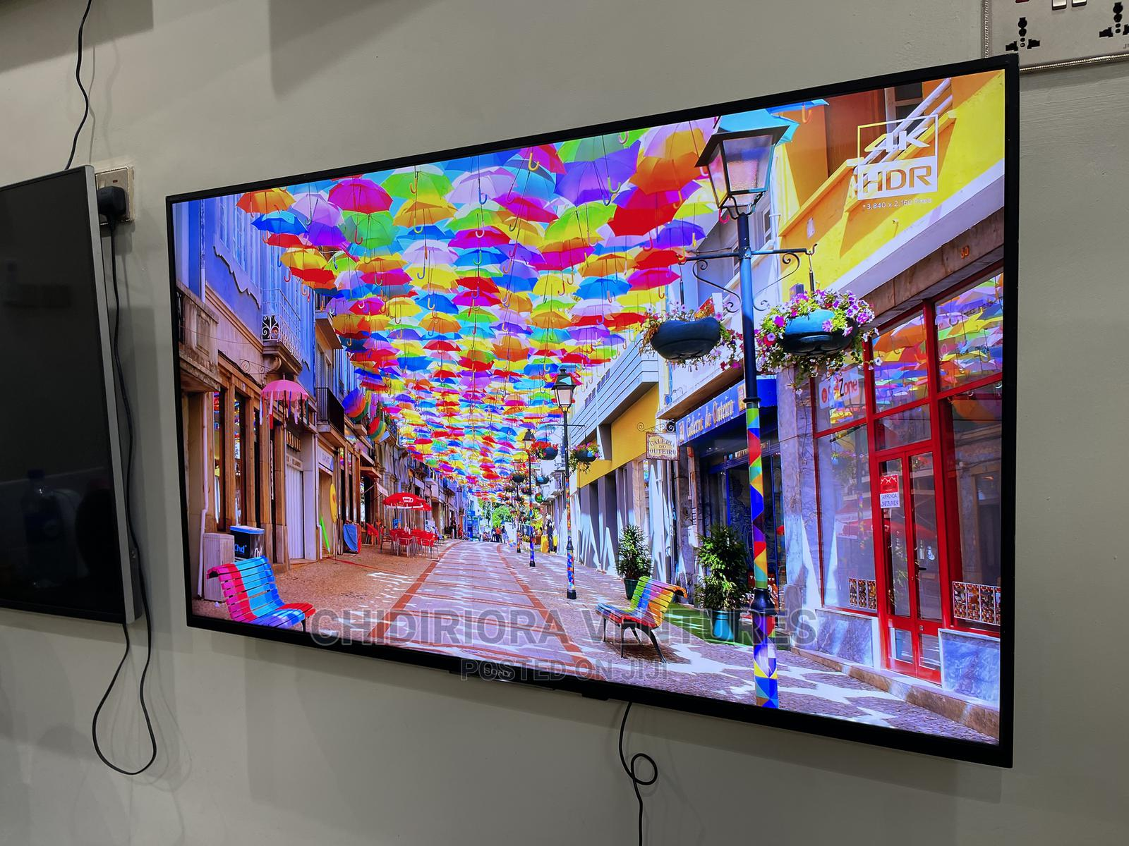"""Sony Bravia Kd49xe8005 LED Hdr 4K Ultra HD Android Tv, 49"""""""