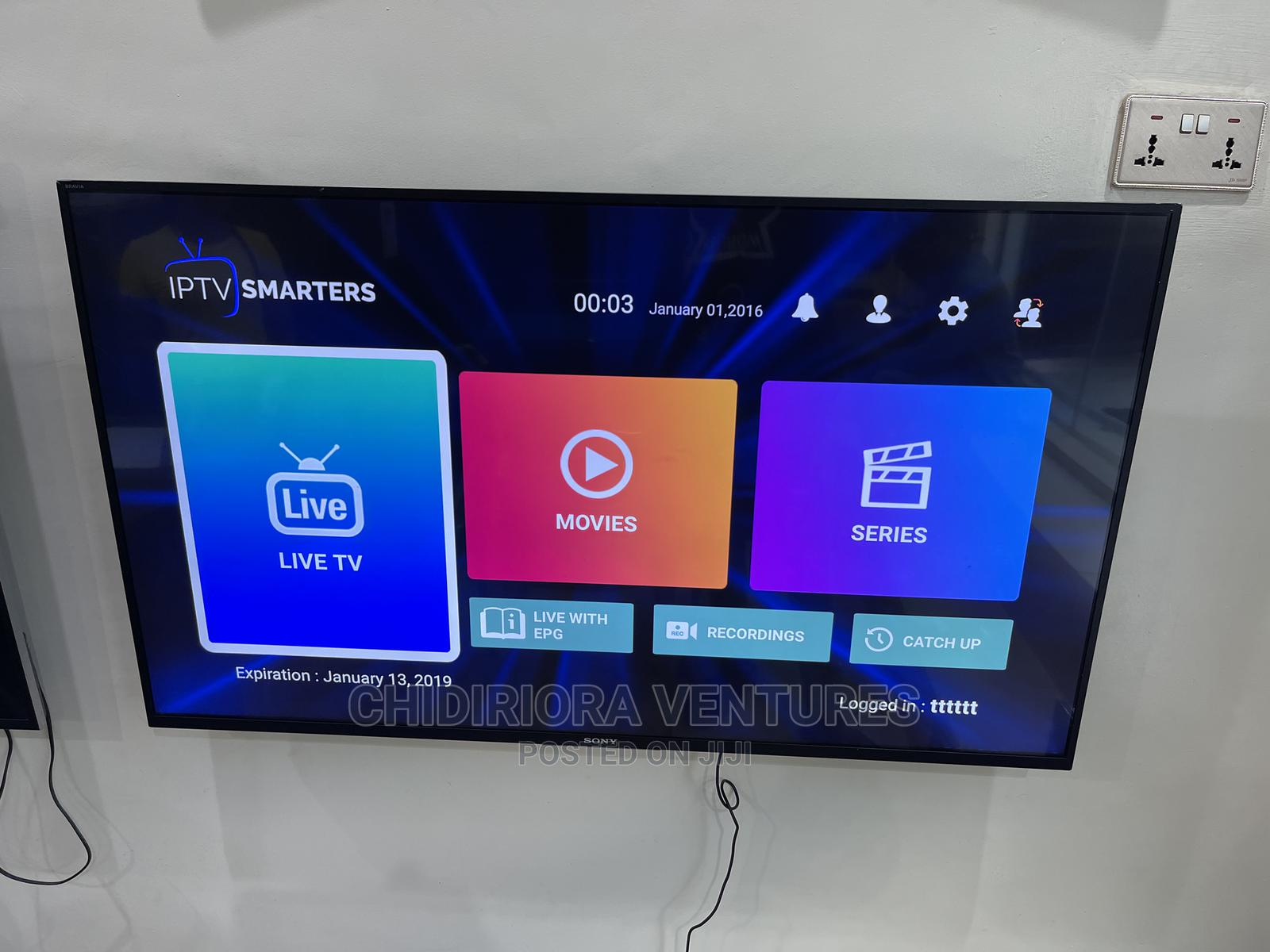 """Sony Bravia Kd49xe8005 LED Hdr 4K Ultra HD Android Tv, 49"""" 