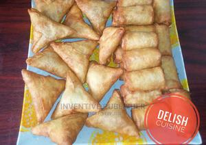 Samosa and Spring Rolls   Party, Catering & Event Services for sale in Rivers State, Port-Harcourt