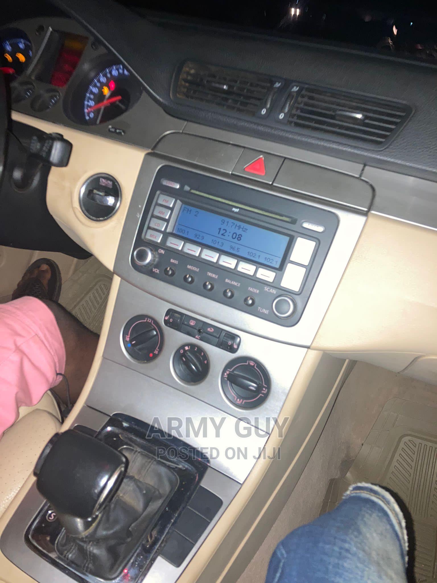 Archive: Volkswagen Passat 2008 2.0 Turbo Gray