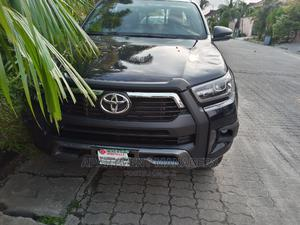 New Toyota Hilux 2021 Blue | Cars for sale in Lagos State, Ajah