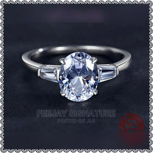 Sterling Silver Engagement Ring   Wedding Wear & Accessories for sale in Oyo State, Ibadan