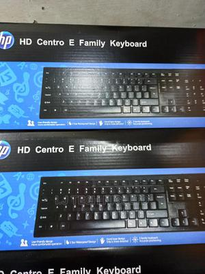 HP Wired Keyboard | Computer Accessories  for sale in Lagos State, Ikeja