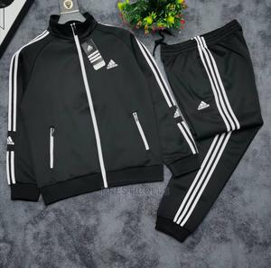 Adidas Unisex Track Suit | Clothing for sale in Lagos State, Ogba