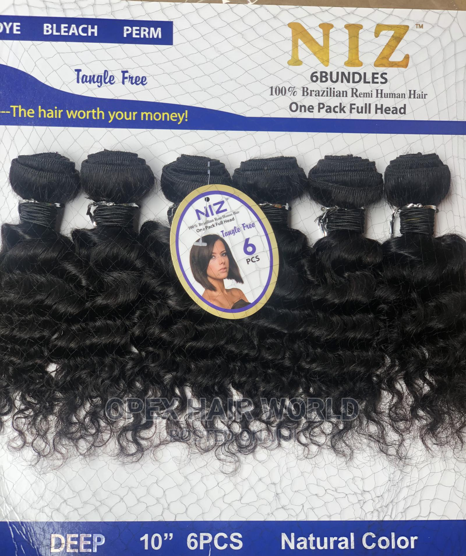 """Curly Hair 10""""   Hair Beauty for sale in Oshodi, Lagos State, Nigeria"""