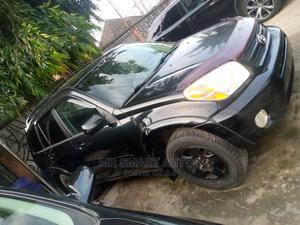 Toyota RAV4 2005 1.8 Black | Cars for sale in Lagos State, Amuwo-Odofin