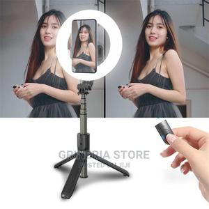 Adjustable Remote Control Selfie Light   Accessories for Mobile Phones & Tablets for sale in Lagos State, Ikeja