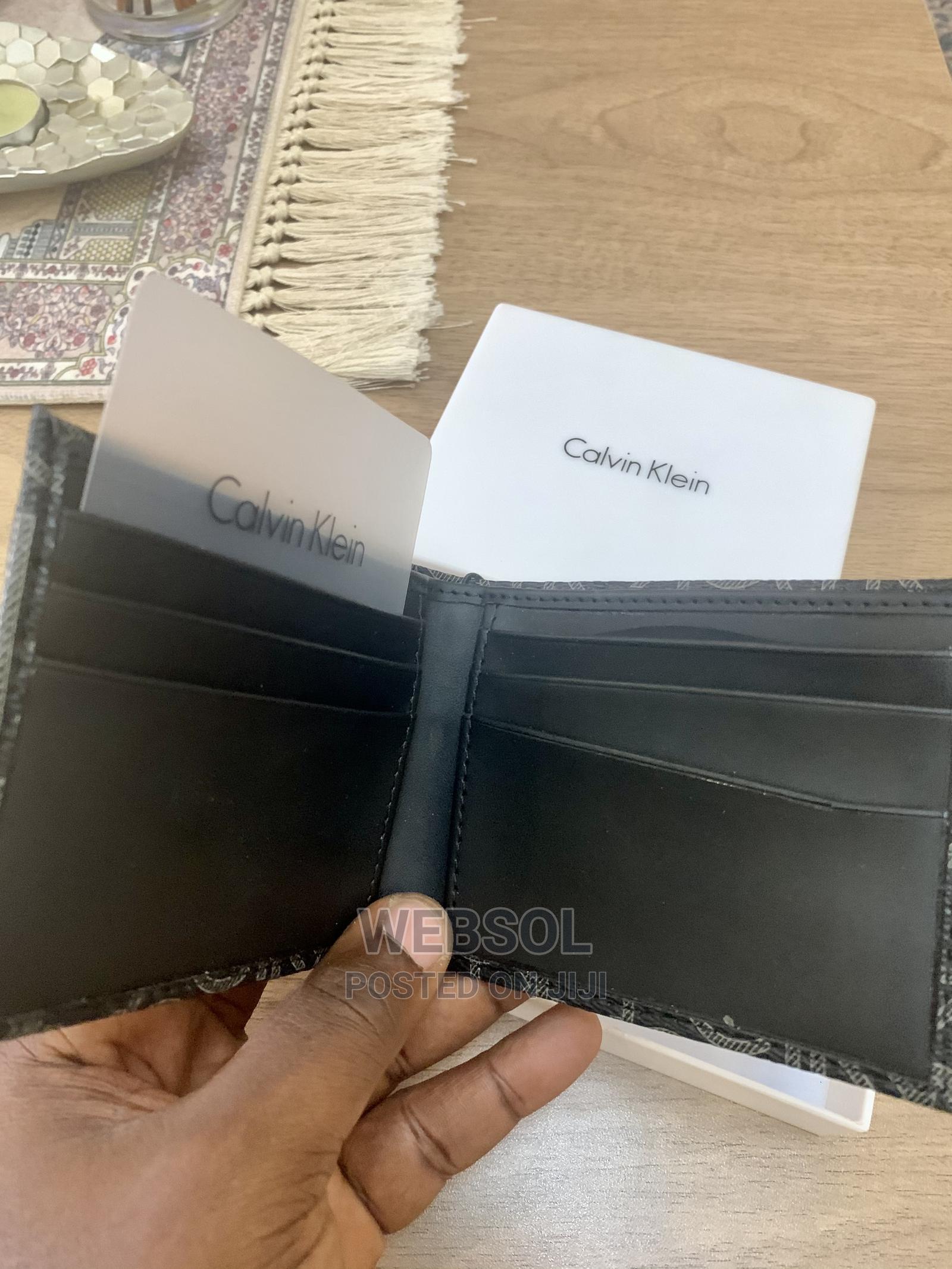 Archive: Calvin Klein Wallet