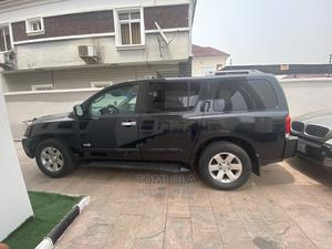 Nissan Armada 2004 Black | Cars for sale in Lagos State, Ajah