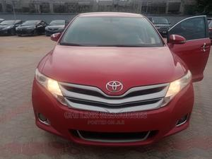 Toyota Venza 2014 Red | Cars for sale in Lagos State, Ojo