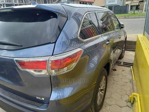 Toyota Highlander 2015 Blue   Cars for sale in Lagos State, Amuwo-Odofin