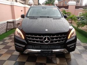 Mercedes-Benz M Class 2014 Black | Cars for sale in Lagos State, Ojo