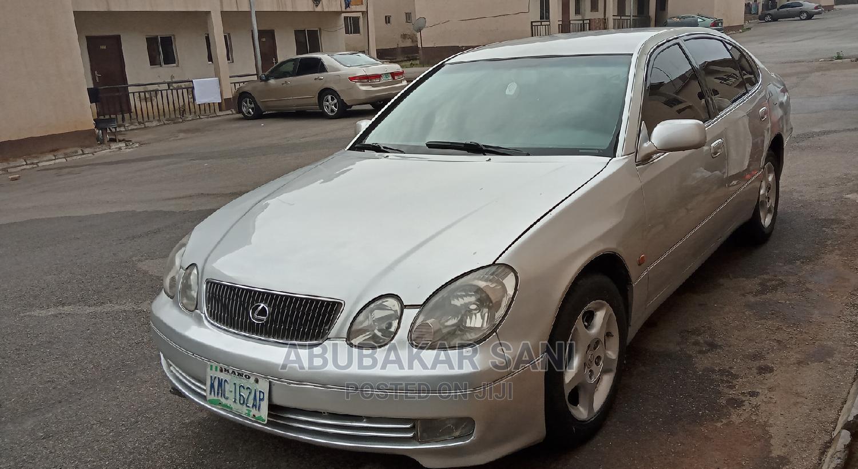 Lexus GS 2000 300 Silver