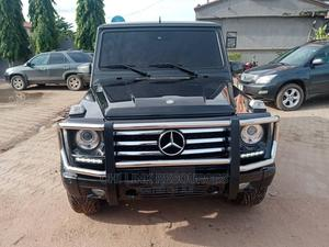 Mercedes-Benz G-Class 2015 Black   Cars for sale in Lagos State, Ojo