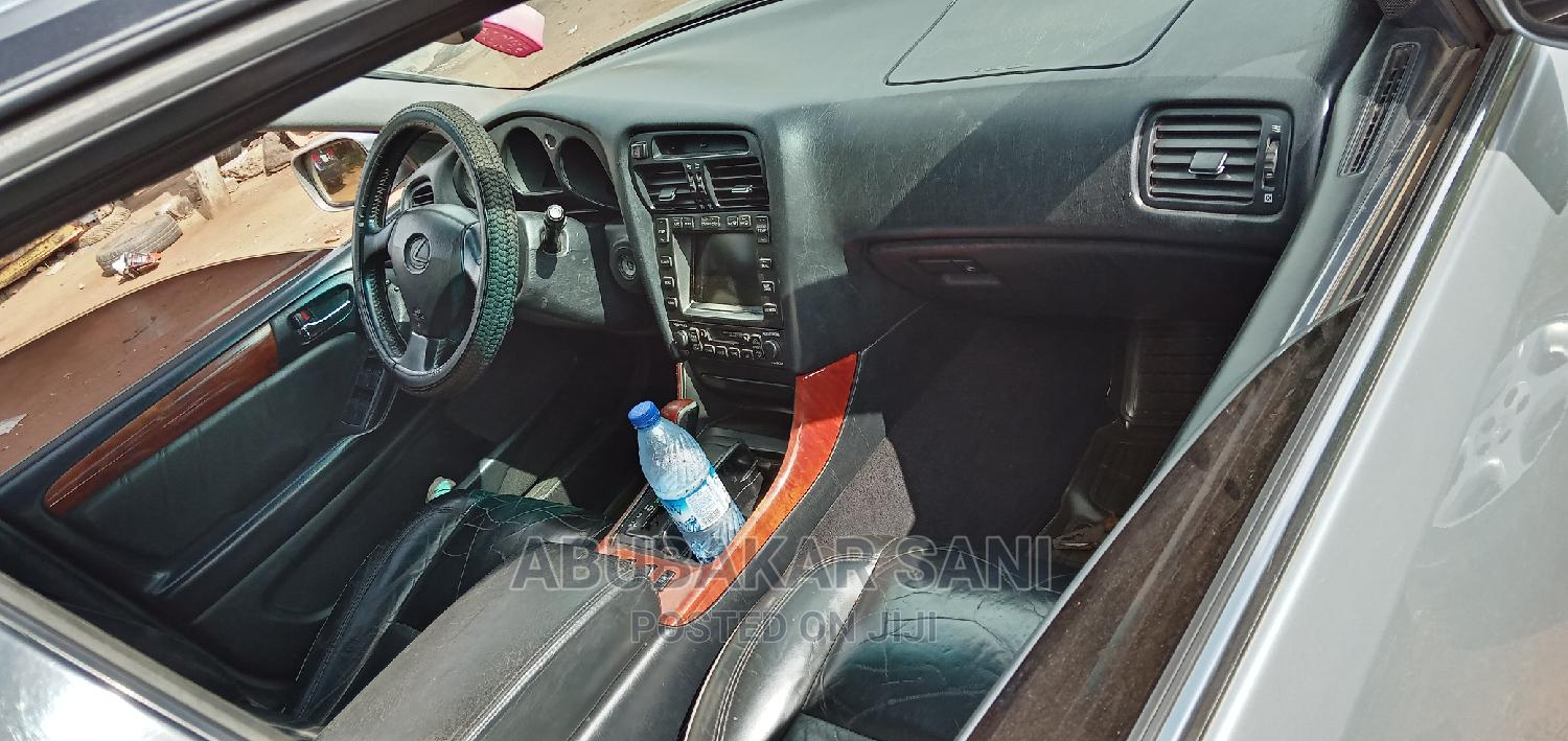 Lexus GS 2000 300 Silver   Cars for sale in Kado, Abuja (FCT) State, Nigeria