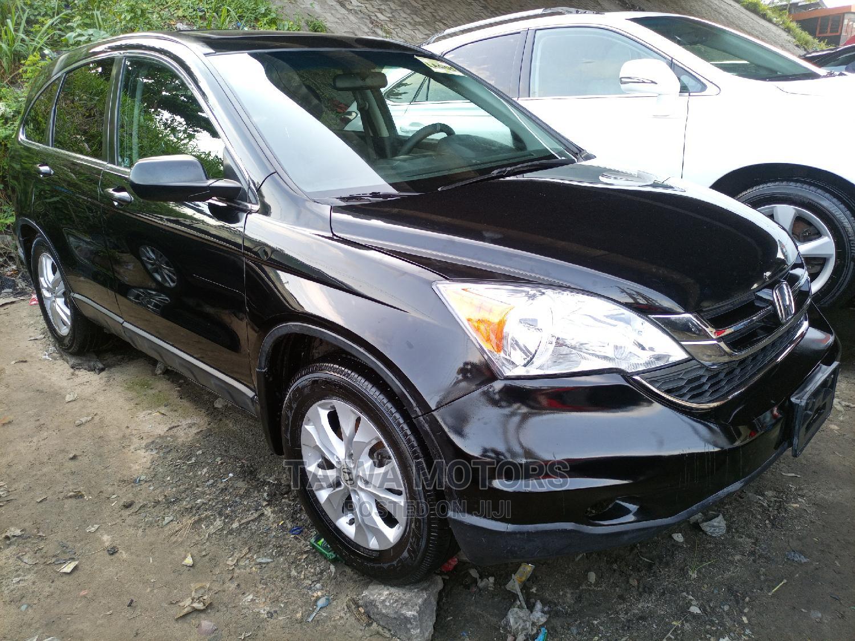 Honda CR-V 2010 Black | Cars for sale in Apapa, Lagos State, Nigeria